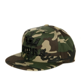 Supra Accessories ABOVE SNAP Camo Hats | CA-63548