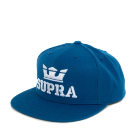 Supra Accessories ABOVE SNAP Ocean/white Hats | CA-84156