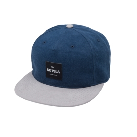 Supra Accessories LEGACY 2 SLIDER Navy/Grey Hats | CA-69502