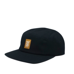 Supra Accessories OG CROWN Black/Tan/Bone Hats | CA-38174