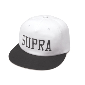 Supra Accessories SKETCH SNAP Off White Hats | CA-51449