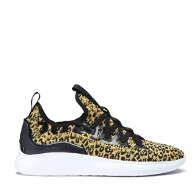 Supra Mens FACTOR Animal/white Trainers | CA-54605