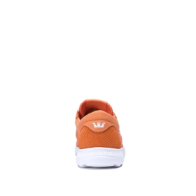 Supra Mens HAMMER RUN Blush/white Trainers | CA-27943