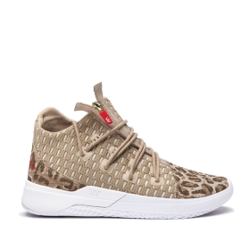 Supra Mens REASON Animal/white Trainers | CA-36231