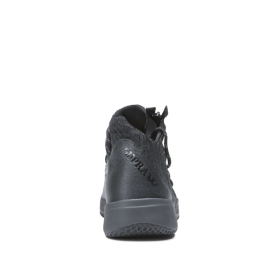 Supra Mens REASON Black/Black High Top Shoes | CA-60112