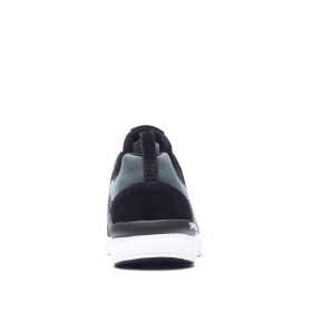 Supra Mens SCISSOR Deep Teal/Black/Translucent Trainers | CA-14008