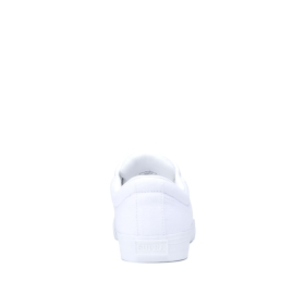 Supra Mens STACKS II VULC White/Gold/white Low Top Shoes | CA-59094