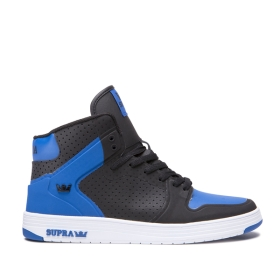 Supra Mens VAIDER 2.0 LX Ocean/Black/white High Top Shoes | CA-61850