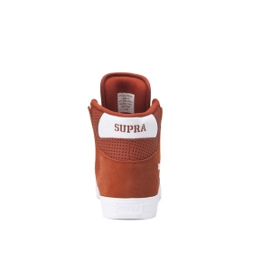 Supra Mens VAIDER Bossa Nova/white High Top Shoes | CA-37657