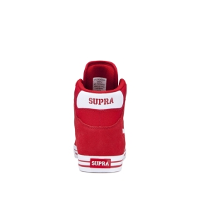 Supra Mens VAIDER Formula One/white High Top Shoes | CA-27684