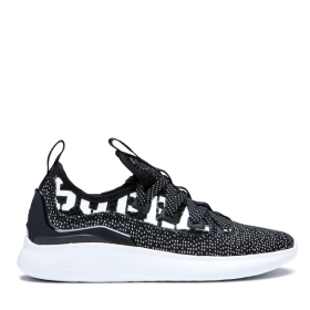 Supra Womens FACTOR Black/White/white Trainers | CA-43071