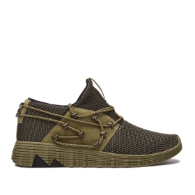 Supra Womens MALLI Avocado/avocado Low Top Shoes | CA-79068